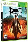 XBOX 360 GAME - DmC: Devil May Cry