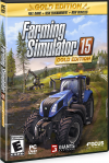 PC GAME - Farming Simulator 2015 Gold Edition