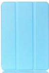 Δερμάτινη Θήκη με πίσω πλάτη σιλικόνης για το Samsung Galaxy Tab Pro 8.4 SM-T320 T325  ΓΑΛΑΖΙΟ (ΟΕΜ)
