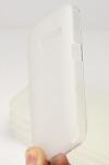 Θήκη TPU Gel για Alcatel One Touch Tribe OT-3040D Λευκή (OEM)