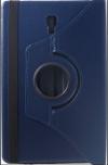 Δερμάτινη θήκη για Samsung Galaxy Tab A 10.5 T590 T595 ΜΠΛΕ (OEM)