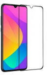 Full Face  Full Glue Αντιχαρακτικό Γυαλί 11H Tempered Glass for Xiaomi Redmi 9C / 9A Black (oem)