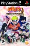 PS2 GAME - Naruto Ultimate Ninja