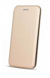 MLS Notch Sense 4G Θήκη πορτοφόλι χρυσή (OEM)