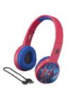 Spiderman – BLUETOOTH HEADPHONES – Over-Ear Aσύρματα Ακουστικά για παιδιά – (Κόκκινο/Μπλε) SM-B36VM