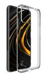 EΥΚΑΜΠΤΗ TPU ΘΗΚΗ ΠΙΣΩ ΠΛΑΤΗ ΓΙΑ ΤΟ Xiaomi Poco M3 ΔΙΑΦΑΝΕΣ(ΟΕΜ)
