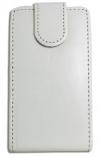 Δερμάτινη Θήκη Flip για Alcatel One Touch T΄POP OT4010D  Λευκή (ΟΕΜ)