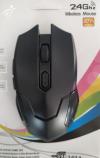 JIEXIN 605 ασύρματο gaming mouse ΜΑΥΡΟ