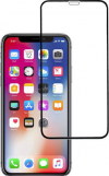 Full Glue Full Face ΣΚΛΗΡΟ ΤΖΑΜΙ ΠΡΟΣΤΑΣΙΑΣ 9D / iPHONE XS MAX - ΜΑΥΡΟ (ΟΕΜ)