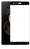 Full Cover Προστατευτικό Οθόνης Tempered Glass για ZTE nubia Z17 σε μαυρο  (OEM)