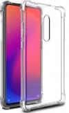 Ultra Slim Back Cover Σιλικόνης με Ενισχυμένες Γωνίες Xiaomi Mi 9T / Redmi K20 Pro- Διάφανη (ΟΕΜ)