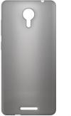 Θήκη σιλικόνης για MLS iQTalk Color 4G διάφανη μαύρη