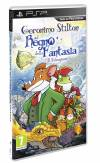 PSP GAME - Geronimo Stilton in the Kingdom of Fantasy The Videogame