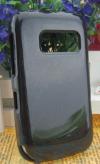 Θήκη Σιλικόνης για Alcatel One Touch (OT-918/OT-918D) Μαύρο (OEM)
