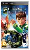 PSP GAME - Ben 10 Cosmic Destruction