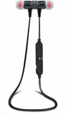 Bluetooth Ακουστικά Sports Μαύρα 17365 (ΟΕΜ)