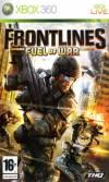 XBOX360 GAME - Frontlines: Fuel of War (MTX)