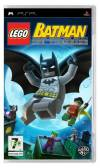PSP GAME - Lego Batman The Videogame