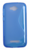 Θήκη TPU GEL S-Line για Alcatel One Touch Pop C7 (OT-7041D) Μπλέ (ΟΕΜ)
