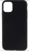 Μαύρη Θήκη Σιλικόνης (Back Cover) για iPhone 11 MAX PRO (6.5)