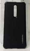 Xiaomi Mi 9T Pro / Mi 9T Ενισχυμενη  Θηκη Σιλικονης  - MOTOMO -   Shockproof Μαυρο (oem)