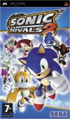 PSP GAME - Sonic Rivals 2