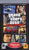 PSP GAME - Grand Theft Auto: Liberty City Stories Platinum
