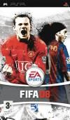 PSP GAME - FIFA 08 (MTX)