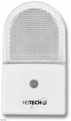 Heitech 04002290 LED Φωτάκι Νυκτός - Άσπρο