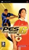 PSP GAME - Pro Evolution Soccer 6 (MTX)
