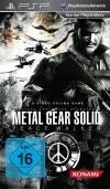 Metal Gear Solid - Peace Walker PSP (MTX)