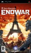 PSP GAME - Tom Clancy's End War (USED)