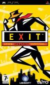 PSP GAME - Exit (USED)