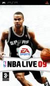 PSP GAME - NBA Live 09 (MTX)