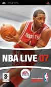 PSP GAME - NBA Live 07 (MTX)
