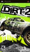 PSP GAME - Colin McRae Dirt 2