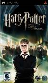 PSP GAME - Harry Potter And The Order Of The Phoenix (ΜΤΧ)