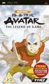 PSP GAME -  Avatar: The Legend of Aang (MTX)