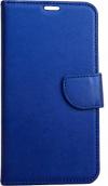 Θήκη Book Case με κούμπωμα για Xiaomi Redmi 7A Μπλε (OEM)