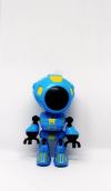 Έξυπνο robot παιχνίδι για παιδιά με αισθητήρα αφής - Μπλε (ΟΕΜ)
