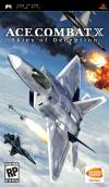 PSP GAME - Ace Combat X Skies of Deception (MTX)