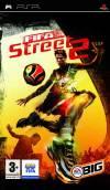 PSP GAME - FIFA STREET 2 (MTX)