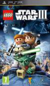 PSP GAME - LEGO Star Wars III: The Clone Wars