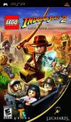 PSP GAME - Lego Indiana Jones 2 The Adventures Continues