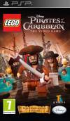 PSP GAME - Lego Pirates of the Caribbean