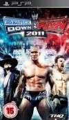 PSP GAME - WWE Smackdown vs Raw 2011 (MTX)