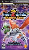 PSP GAME - Invizimals Shadow Zone (MTX)