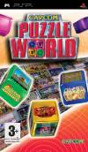 PSP GAME - Capcom Puzzle World (Essential)