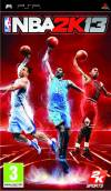 PSP GAME - NBA 2K13 (MTX)