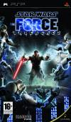 PSP GAME - Star Wars: The Force Unleashed (MTX)
